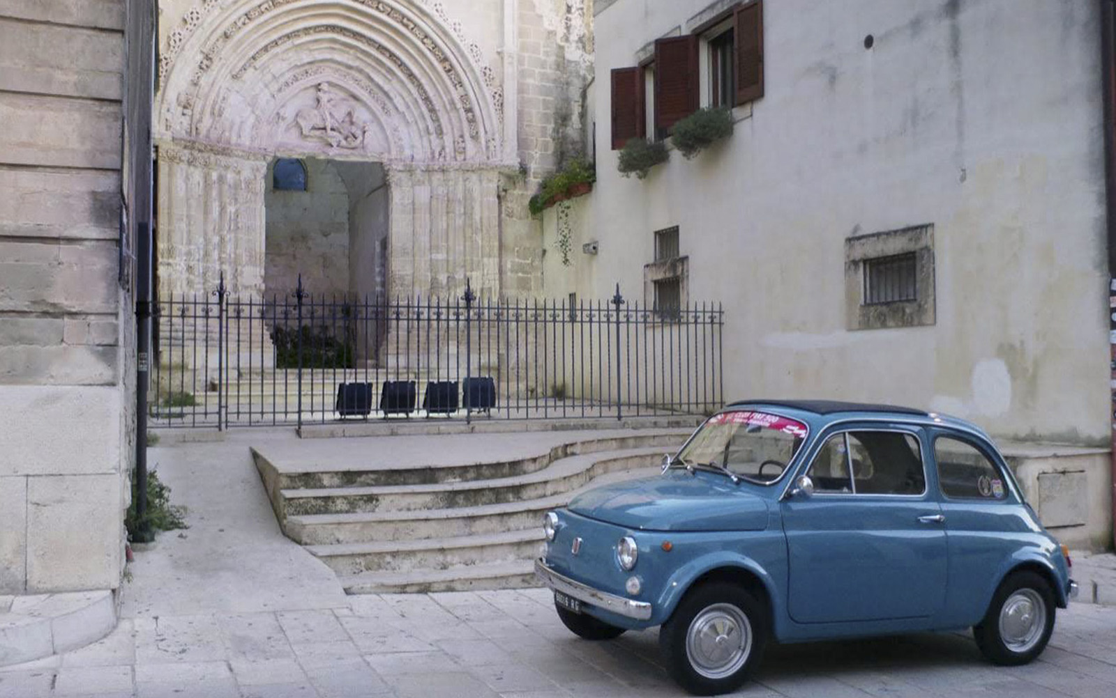 turismo su auto storiche